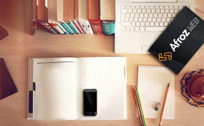 مهمترین نکات طراحی اصولی وب سایت حرفه ای