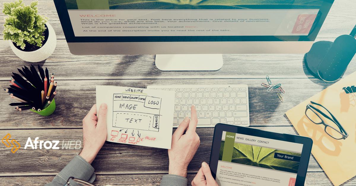 باز طراحی سایت چیست؟ چه زمانی به ریدیزاین سایت نیاز دارید؟