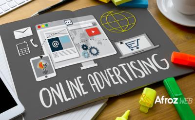 فواید تبلیغات آنلاین و اینترنتی برای محصولات و شرکت ها