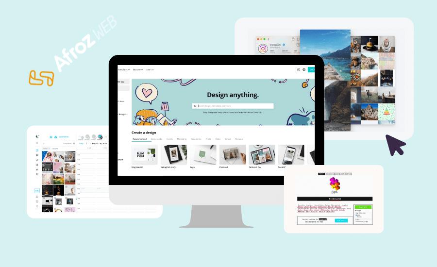 طراحی سایت یا پیج اینستاگرام؟