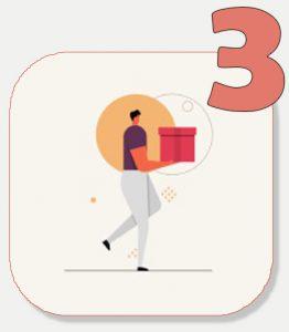 گام سوم ثبت سفارش طراحی سایت