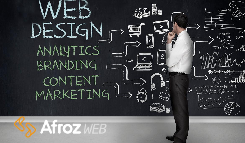 چرا طراحی اختصاصی وب سایت شما اهمیت ویژه ای دارد؟