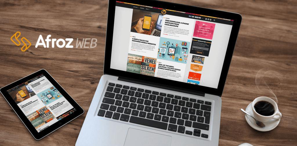 ۲۱ وب سایت برتر طراحی دنیا و دلیل انتخابشان